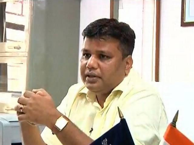 IPS officer allegedly targeted by BJP