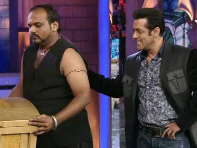 Bigg Boss 'Airporty Jallad' is back once again