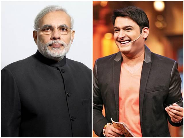 PM Modi to come on Comedy Nights With Kapil?