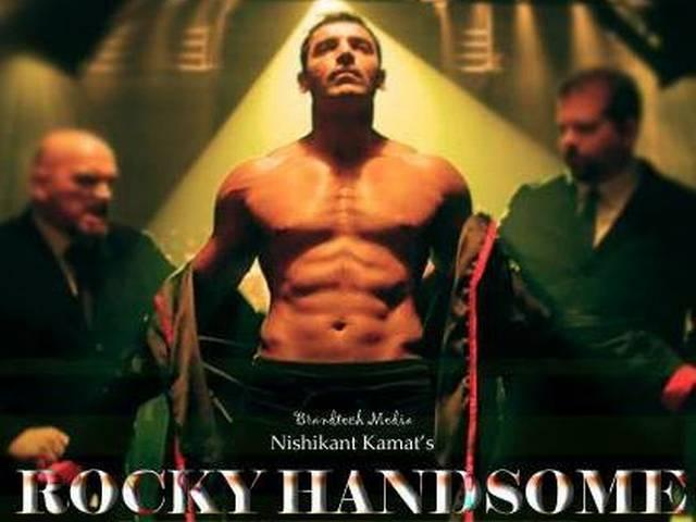 Upcoming movie of John Abraham Rocky handsome