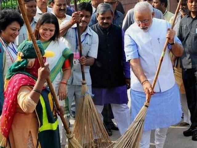 71 % say Swachh Bharat Mission fails in cities