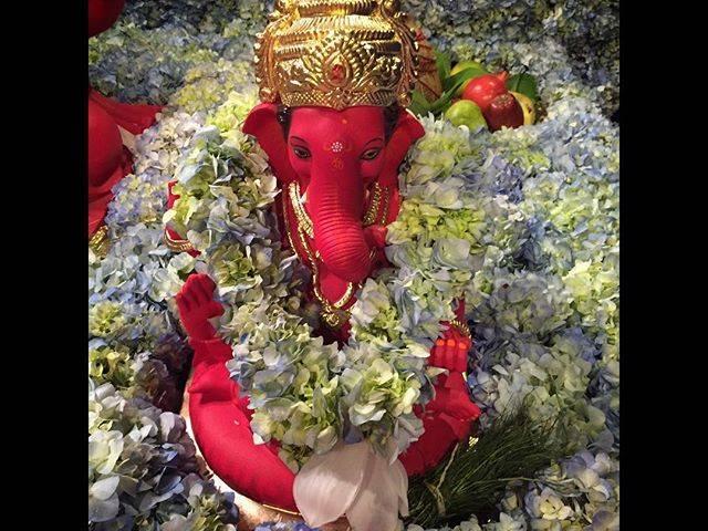 Salman Khan's Ganesh Chaturthi Celebrations