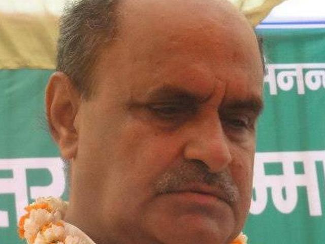 Owaisi is helping BJP: K C Tyagi