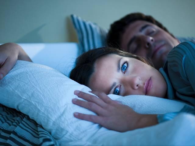 Sleeping uneasy: insomnia more likely to affect women