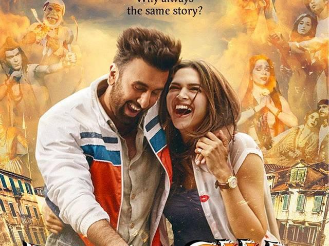 The First Poster For Ranbir Kapoor & Deepika Padukone's Tamasha Is Out