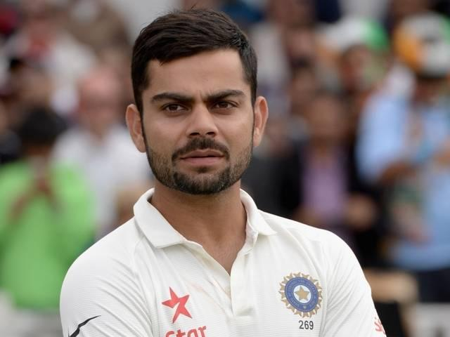test caption virat kohli