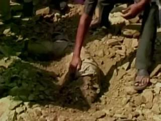 Madhya Pradesh: Road constructed over an unconscious man