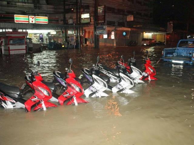 Thailand declares Pattaya disaster zone after flash floods