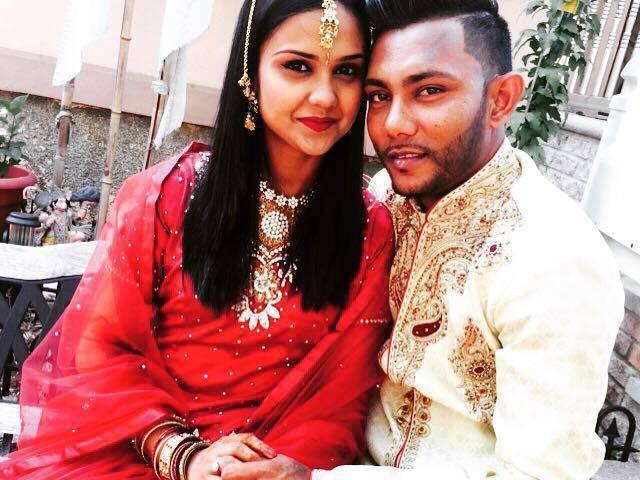 West Indies Cricket Team_Devendra Bishoo_Sabrina_Marriage_