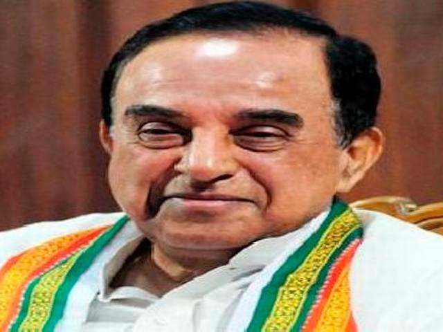 Subramanian Swamy in race for JNU VC post
