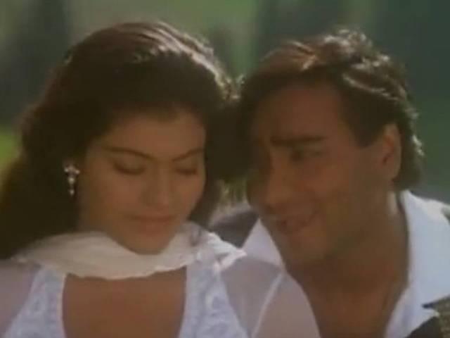 Ajay Devgn and Kajol's video goes viral