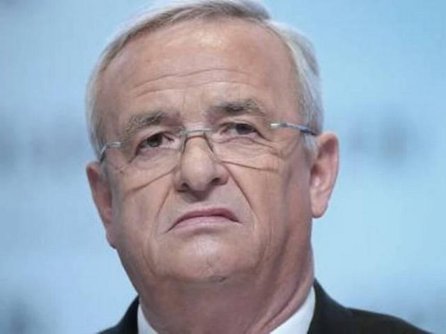 Martin Winterkorn resigns as Volkswagen CEO