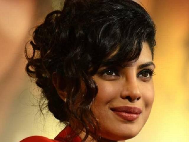 Priyanka Chopra Gets a New Hairstyle juda for 'Bajirao Mastani'