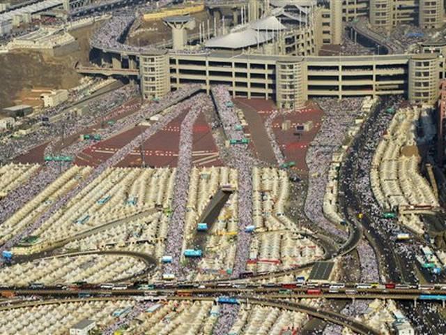 Stampede kills more than 700 at Hajj pilgrimage in Mecca