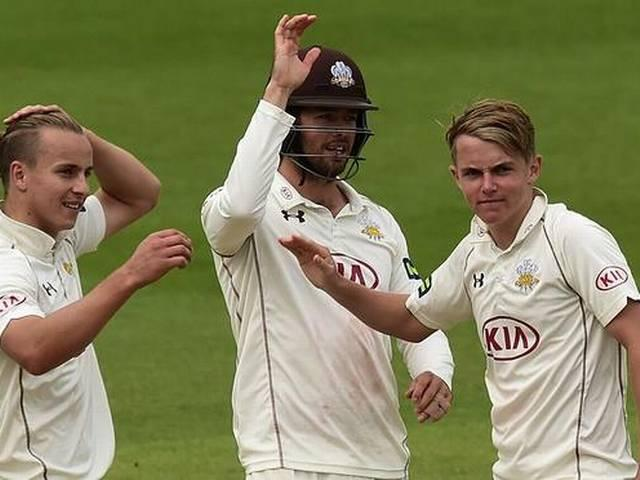 Brothers bag 10 wickets for Surrey