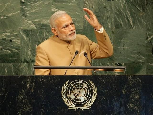 Modi pitches for UNSC reforms, wants it to be 'broad-based'