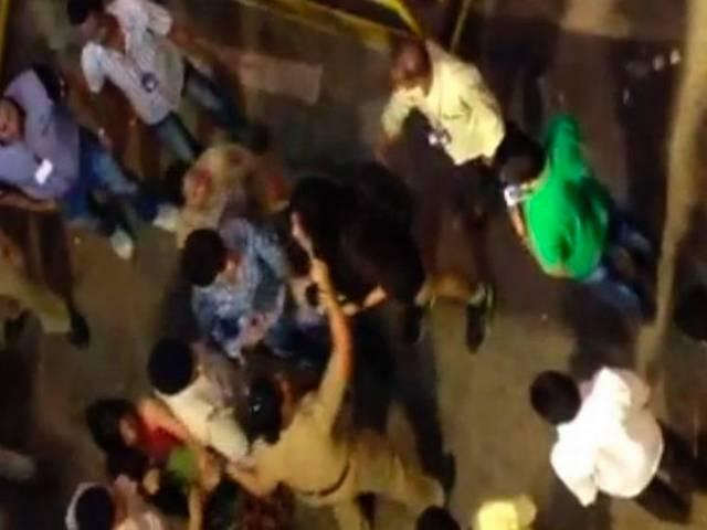 Video of Mumbai police mercilessly beating young girl goes viral