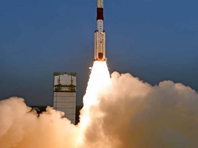 PSLV C30_India_Satellite_Launch