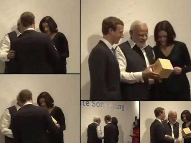 'No one should come in between Modi and camera, not even Mark Zuckerberg'; video goes viral