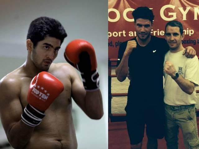 Vijender Singh_British_boxer_Sonny Whiting