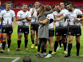 Romania_rugby_player_Florin Surugiu_proposes_girlfriend