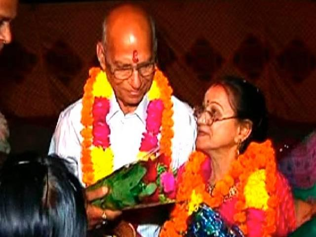 google ceo sunder pichai's father in law marries again in his 70s