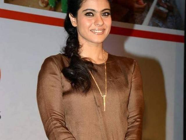 Kajol says Children Taught her To Practice What she Preach