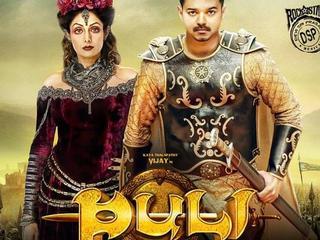 Income Tax raids at homes of 'Puli' actor Vijay and Nayanthara