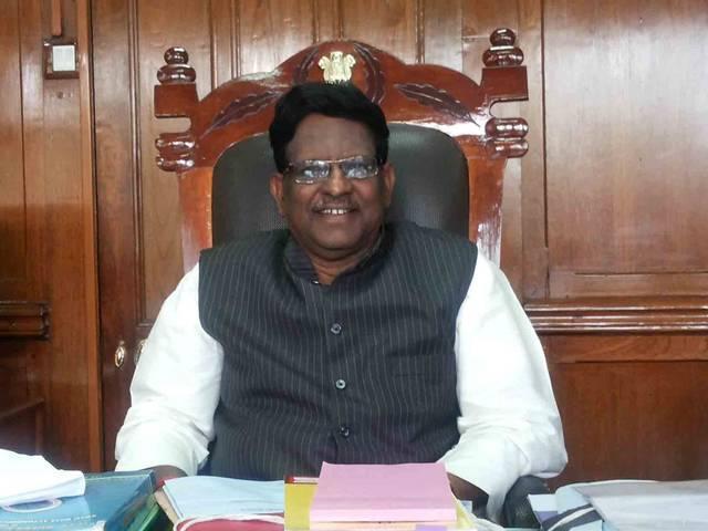 V Shanmuganathan sworn in as Manipur governor