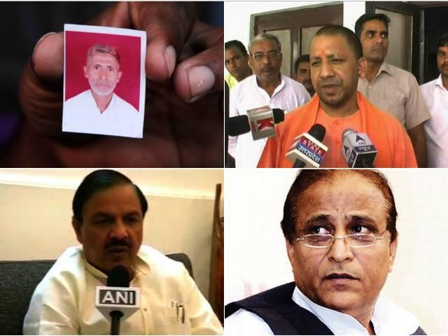 Leaders reaction on Dadri Murder case