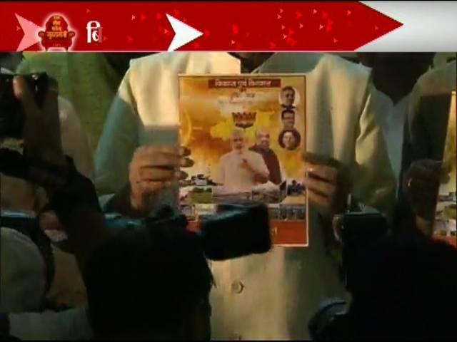 BJP vision_documents and its main points
