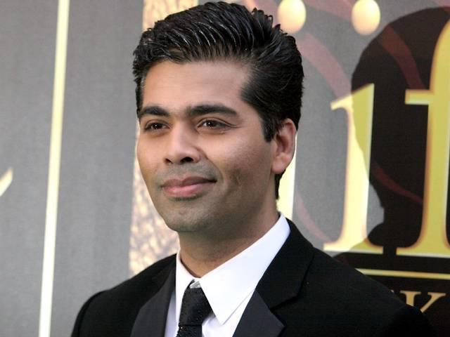 Director Karan Johar 'shandar' excited
