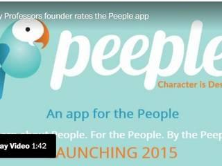 People Hub- an app for rating and reviews of individuals