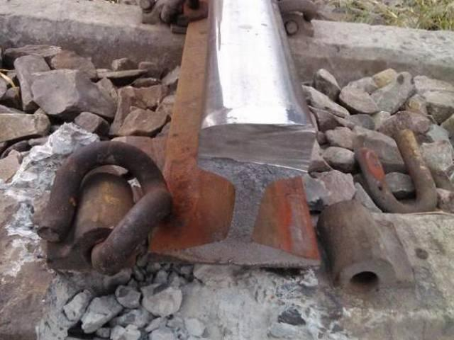 Major Train accident averted due to driver's alertness