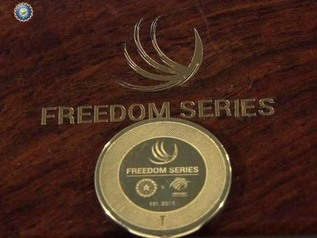 BCCI launches specially-minted toss coin for India-South Africa series