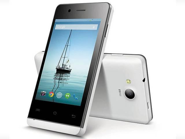 Lava Flair E2 With 3G Support SMARTPHONE