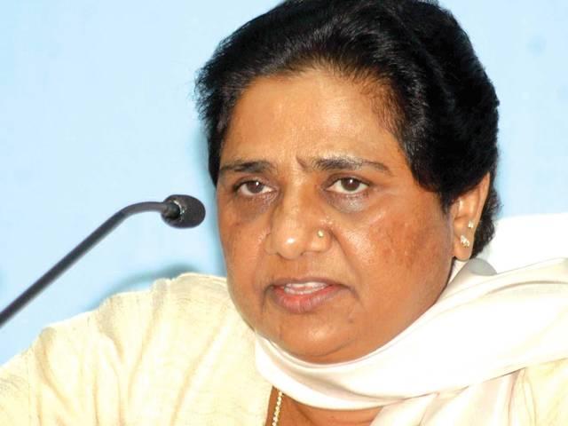 CBI questions Mayawati in multi-crore NRHM scam