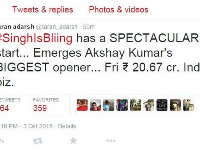 Akshay Kumar Singh Is Bliing Movie First Day Box Office Collections