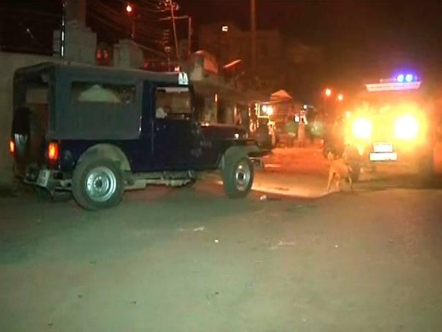 animal's body in Greater Noida village, peace after the uproar