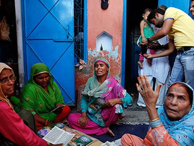 Dadri lynching: Security stepped up after meat pieces found in village near Bishada