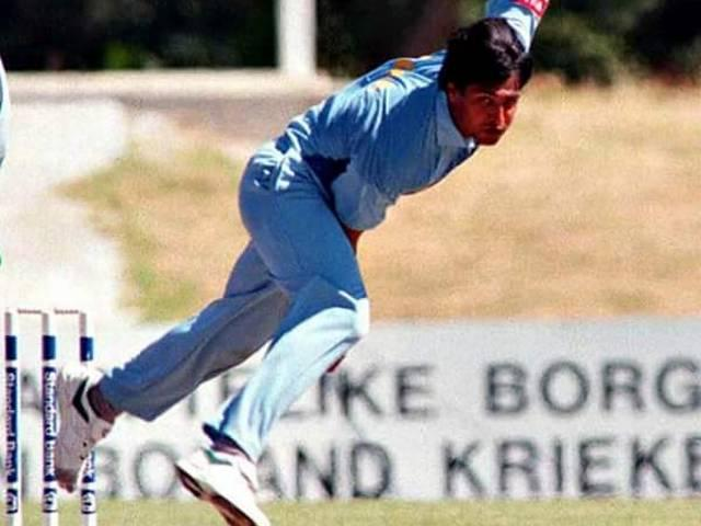 Salil Ankola_Team India_Sachin Tendulkar_