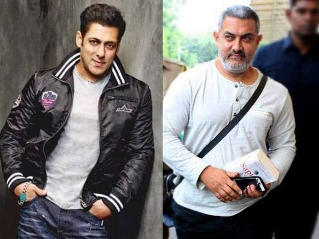 Salman Khan and Aamir Khan friends no more?