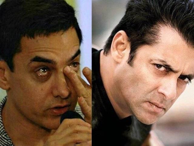 Salman Khan and Aamir Khan friends no more?