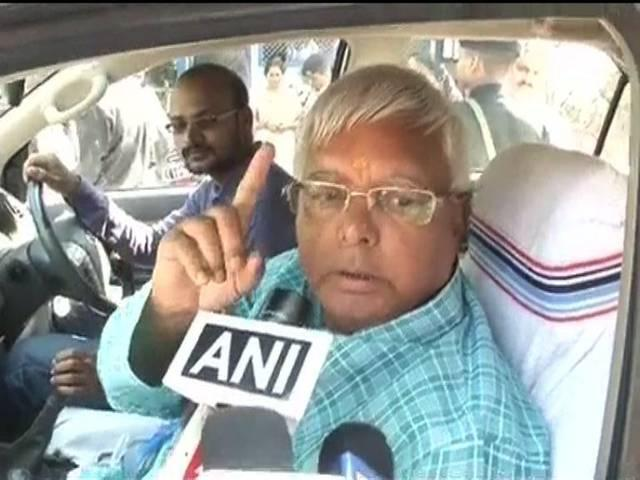lalu comment on bjp