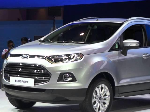 New Ford EcoSport Launched; Priced at Rs.6.79 Lakh