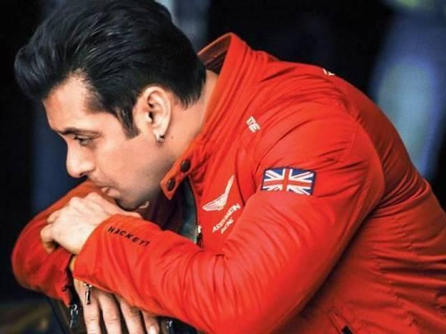 Salman Khan robbed