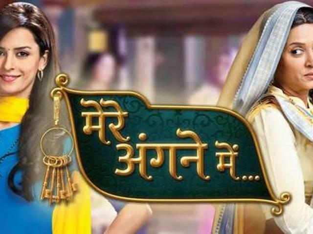 Viral fever hits 'Mere Angne Mein' team