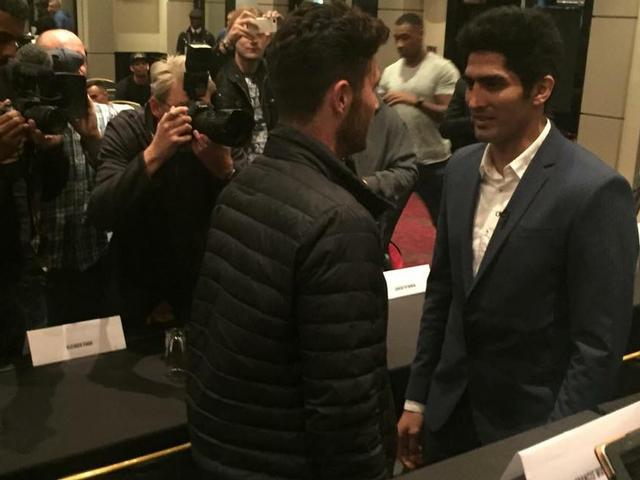 vijender singh ready for first professional boxing