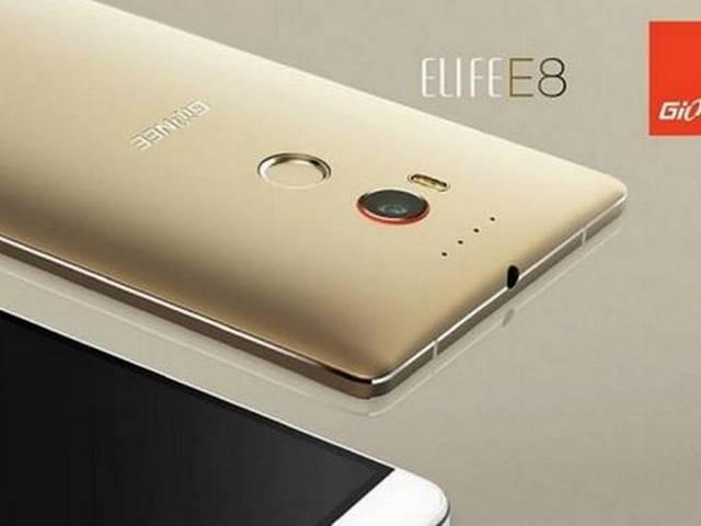 Gionee Elife E8 Launched