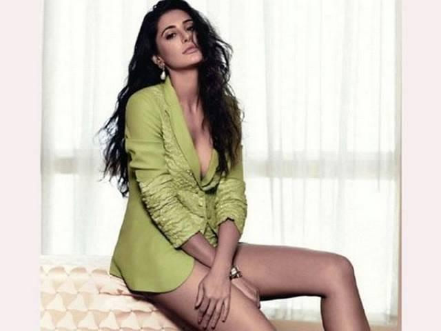 Nargis Fakhri Seductive cum Bold Photo Shoot Can Blow Your Senses